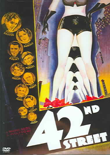 42ND STREET BY KEELER,RUBY (DVD)